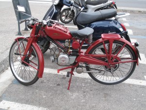 65cc Moto Guzzi