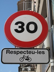 Respect for Cyclists