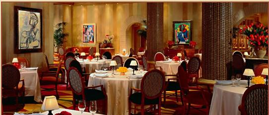 Jemison Cycling Tours Pico S Fine Dining At The Bellagio In