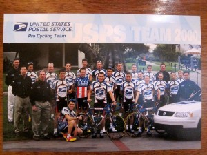 USPS Pro Cycling Team 2000